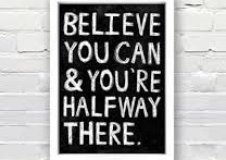 2015 New Year's Resolutions-November- Just Believe