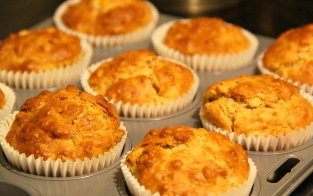 sheer perfection pumpkin muffins