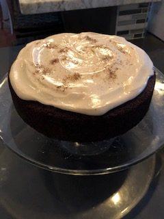 Chocolate Espresso Guinness Cake