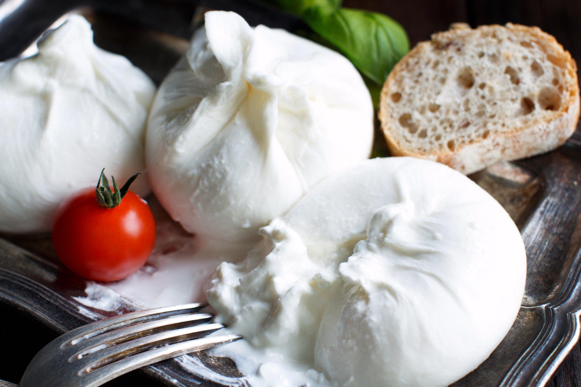 Today Is National Cheese Day. Let's Talk About Burrata.