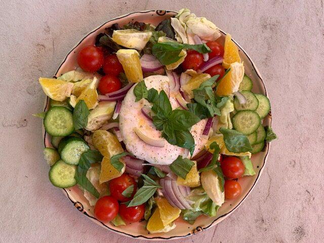 Salads for WFH