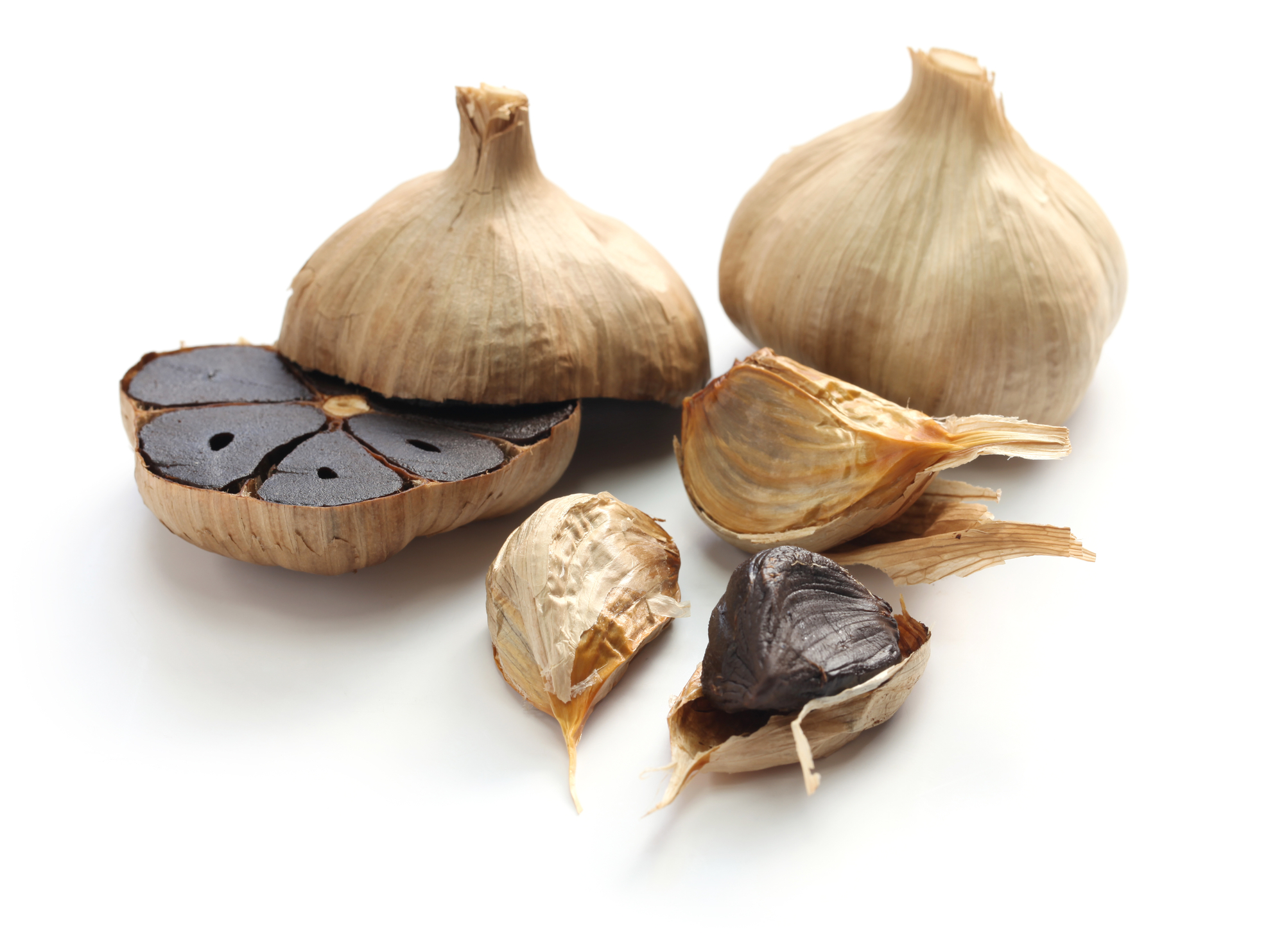 Black Garlic? Oh Yes, And It Is Amazing On Pizza!